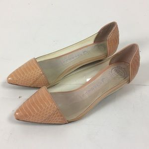 "Jeffrey Campbell - ""Scatter"" in Beige"